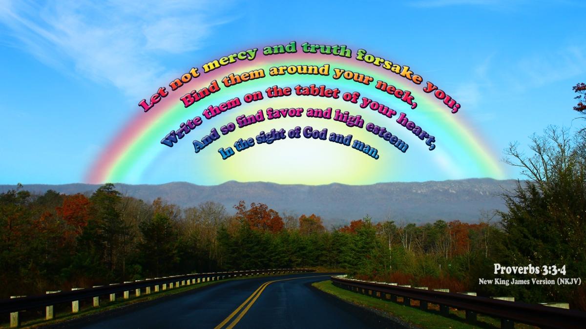 Proverbs 3:3-4
