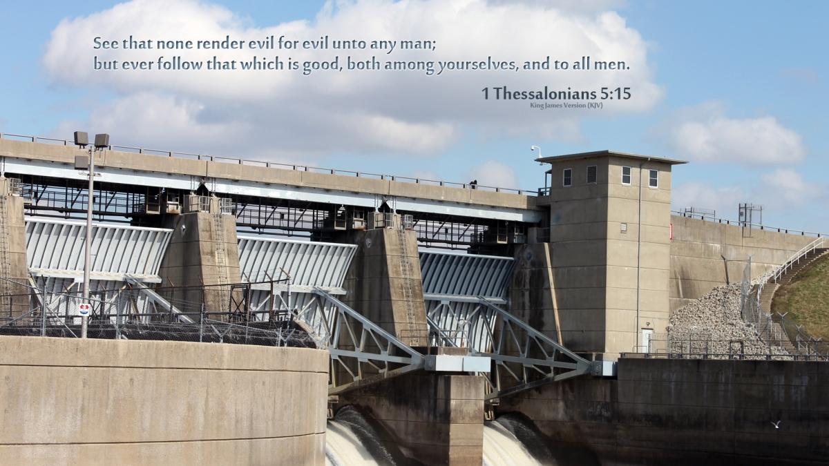 1 Thessalonians 5:15
