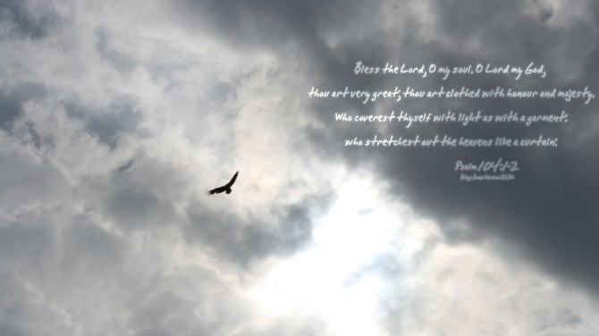 Psalm 104:1-2