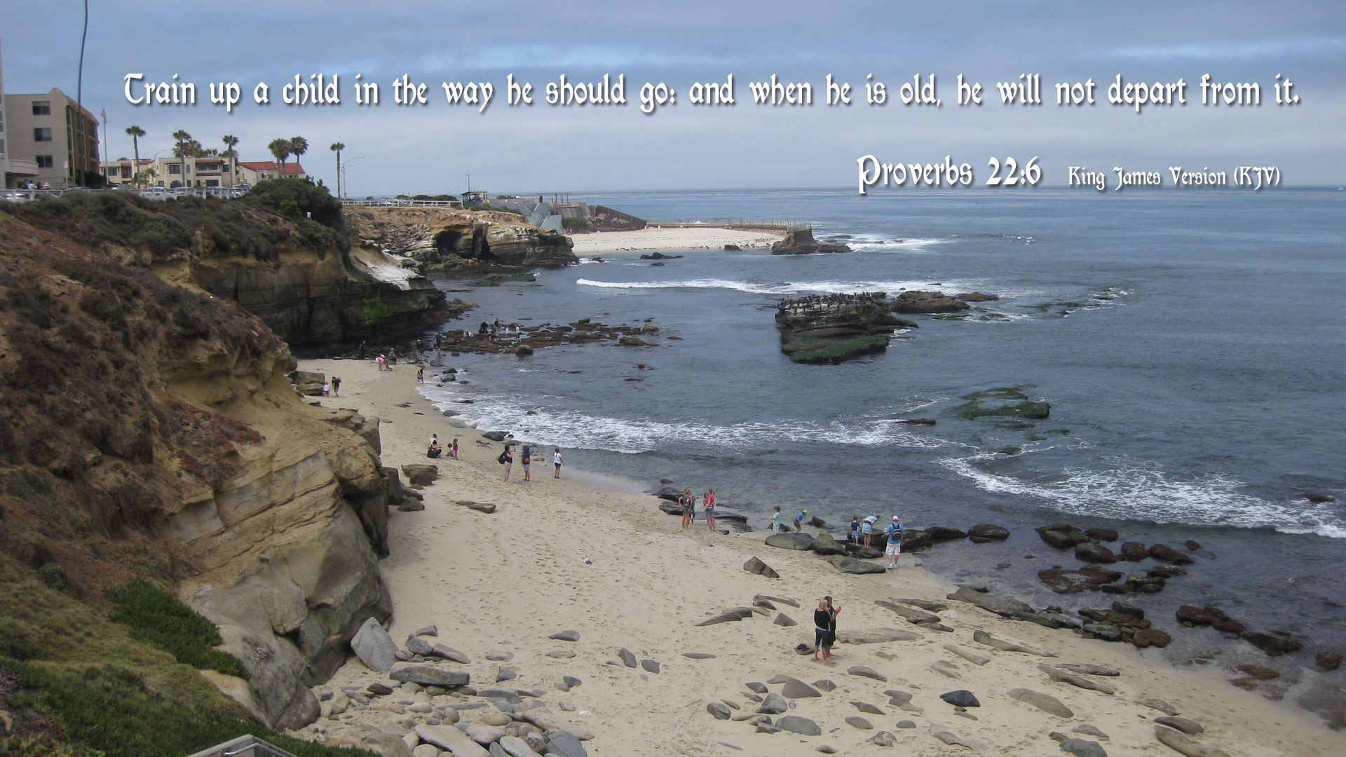 Proverbs 22:6 | Background Bible